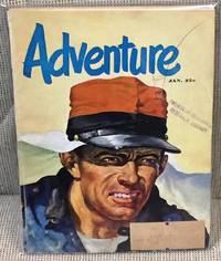 Adventure Volume 124, No. 2, January 1951