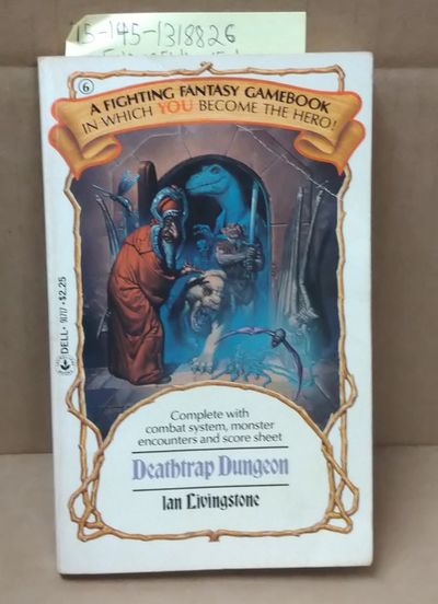 New York: Dell Publishing, 1984. First Edition. Softcover. Small Octavo; VG- Paperback; White spine ...