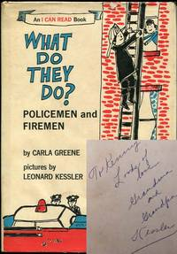 Policemen and Firemen: What Do They Do