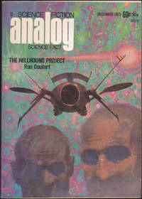 Analog Science Fiction / Science Fact, December 1973 (Volume 92, Number 4)
