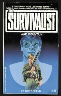 image of WAR MOUNTAIN.  THE SURVIVALIST SERIES #25.
