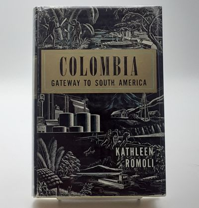 Garden City.: Doubleday. , 1941. 1st edition.. Yellow cloth, brown decorations and spine title, map ...