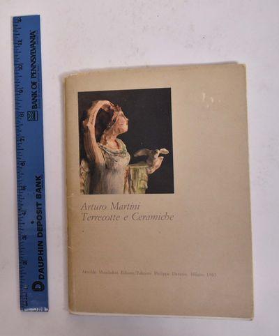 Milano: Arnoldo Mondadori Editore / Edizioni Philippe Daverio, 1985. Paperback. VG-/G+. Edgewear and...