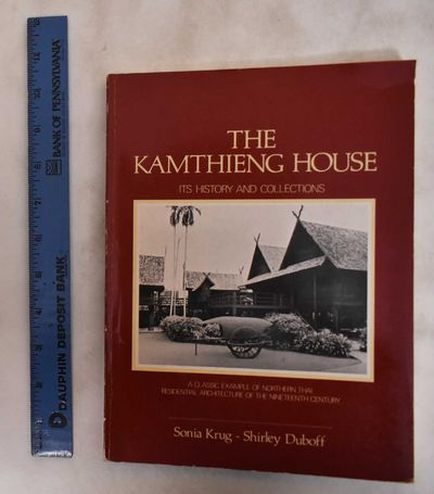 Bangkok, Thailand: The Siam Society, 1982. Softcover. Good+. edge-wear to covers & spine. creasing, ...