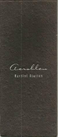Aerobleu Martini Diaries