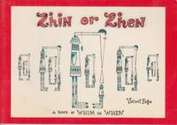 Zhin or Zhen (a book of whim or when) by Vincent Fago - Signed - 1972 - from Hard-to-Find Needlework Books and Biblio.com