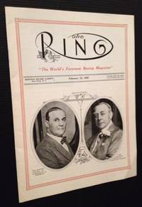 """The Ring -- """"The World's Foremost Boxing Magazine"""" (Facsimile Re-issue of the Very First Issue)"""