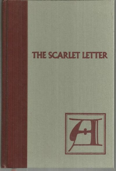 SCARLET LETTER, Hawthorne, Nathaniel