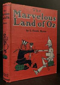 image of The Marvelous Land of Oz