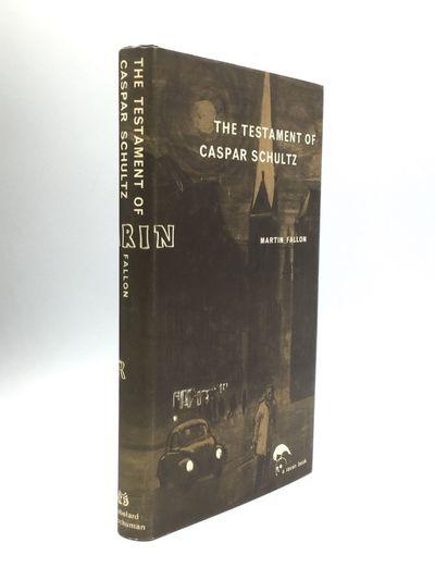 London: Abelard-Schuman Limited, 1962. First Edition. Hardcover. Near fine/Near fine. The first thri...