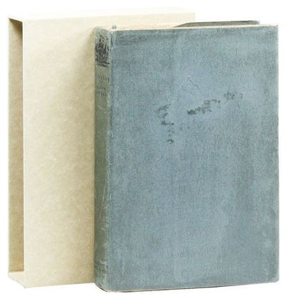 New York: Doubleday, Page & Company, 1925. First Edition. Limited to 377 copies of which this is no....