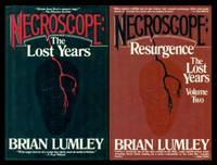 image of NECROSCOPE - The Lost Years: Book (1) One: The Lost Years; Book (2) Two: Resurgence