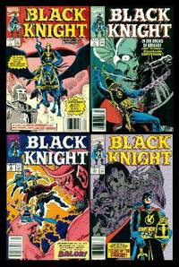 image of THE REBIRTH OF THE BLACK KNIGHT - Volume (1) One: Number (1) One; (2) Two; (3) Three; (4) Four