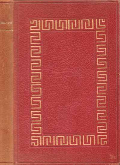 Paris: Librairie Albert Messein. Very Good. 1926. Hardcover. This edition was limited to a total of ...