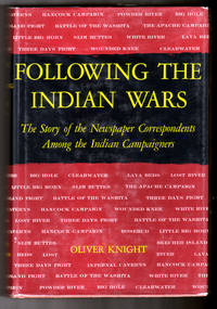 FOLLOWING THE INDIAN WARS