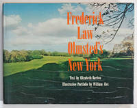 Frederick Law Olmsted's New York by  Elizabeth Barlow - Hardcover - 1972 - from Knickerbocker Books and Biblio.com