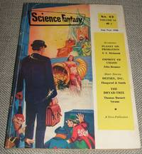 SCIENCE FANTASY VOL. 14 NO. 42 AUG./SEPT. 1960 by Edited by John Carnell - Paperback - First Edition - 1960 - from biblioboy (SKU: 60336)