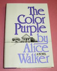 collectible copy of The Color Purple