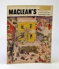 Maclean's - Canada's National Magazine, December (Dec.) 1, 1952 - William Stephenson (A Man Called Intrepid) Bonus-Length Feature
