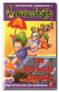 Lemmings Game Book 2 The Hypnosis Enigma