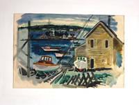 image of Boothbay Boatyard, Maine