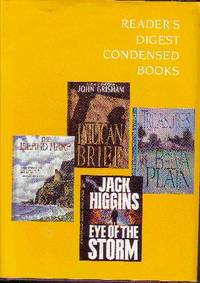 Reader's Digest Condensed Books Pelican Brief; Treasures; Eye of  the Storm & the Island...