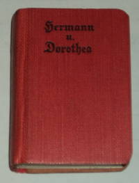 image of HERMANN UND DOROTHEA. Von W. von Goethe.