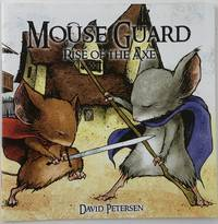 Mouse Guard No.3: Rise of the Axe
