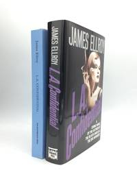 L.A. CONFIDENTIAL: Uncorrected Proof and First Edition, First Printing