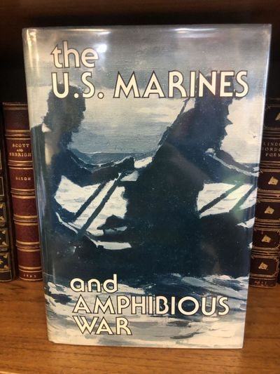 Quantico, VA: Marine Corps Assocation, 1988. Reprint. Hardcover. Octavo, 636 pages; VG/VG; spine is ...