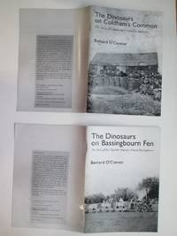 image of The dinosaurs on Coldham's Common, with, The dinosaurs on Bassingbourn Fen  [2 books]