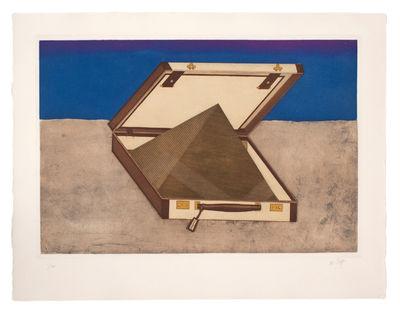 Pyramid: 10 gravures de Lucio Del...