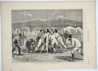 image of A Football Match at Yokohama, Japan