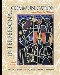 image of Interpersonal Communication : Relating to Others (with Interactive Companion CD-ROM)