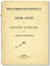 Socialismo Libertario e Socialismo Autoritario