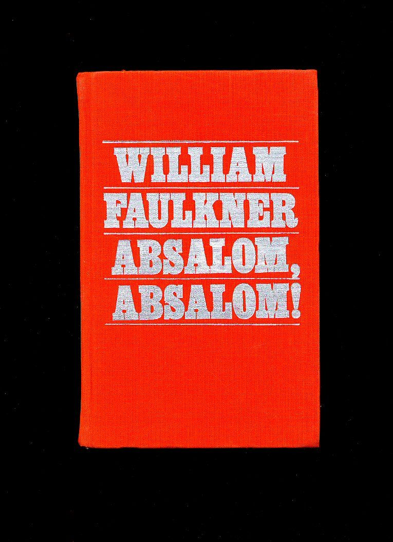a review of the william faulkners absalom absalom The influence of william faulkner's immersive tale of raw mississippi  as i lay dying by william  absalom, absalom (1936) as i lay dying is available.