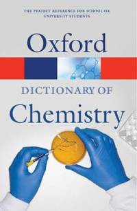 Oxford Dictionary Of Chemistry - Used Books
