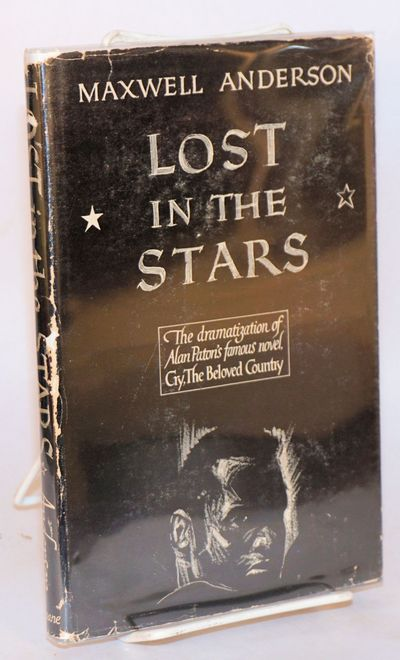 New York: William Sloane Assoc., an Anderson House Book, 1950. Hardcover. 86p., mildly shelfworn fir...