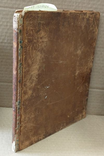 London: Printed by J. Bell, 1793. Hardcover. Quarto; Fair condition hardcover; Spine, brown with gol...