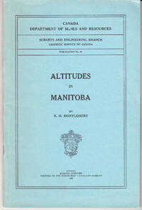 Altitudes in Manitoba
