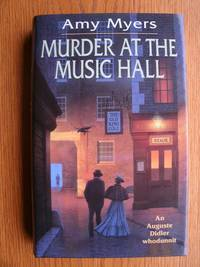 Murder at the Music Hall by  Amy Myers - First edition first printing - 1995 - from Scene of the Crime Books, IOBA (SKU: biblio8590)