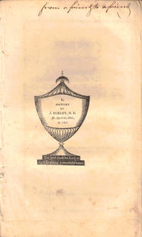 A Sermon Delivered at the Internment of the Rev. Joseph Eckley, D.D. Senior Colleague Pastor of the Old South Church, Boston, Who departed This Life, April 30, 1811, in the 61st Year of His Age