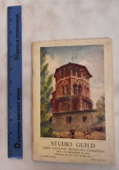New York: Studio Guild, 1939. Softcover. VG/G, covers show wear and soling on edges. Pages are clean...