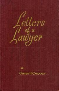 image of Letters of a Lawyer