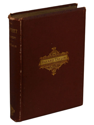 Boston: James R. Osgood and Company, 1874. First Edition. Hardcover. Very Good. First edition. 300pp...
