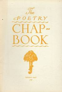 Chickadee, In Poetry Chap-Book Magazine, Summer 1948