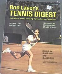 image of Rod Laver's Tennis digest
