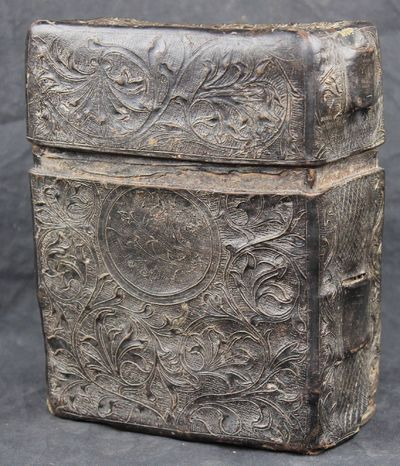 15th century book slipcase