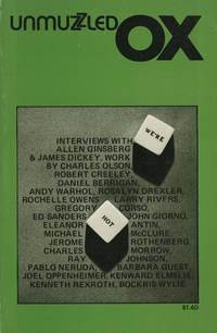 Unmuzzled Ox 10 (Volume 3, Number 2, 1975)