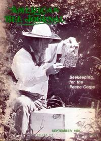 image of American Bee Journal: Volume 121, No. 9, September, 1981